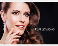 realeza jóias | branding + loja virtual