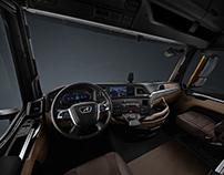MAN Interior |Truck Generation Launch