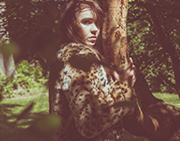 In the Wild Editorial with Lory Nixon NUMA Models