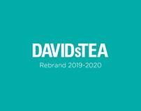 DAVIDsTEA 2019-2020