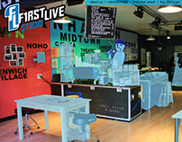 FirstLive: A New UX for the coffee and music consumer