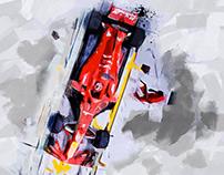Charles Leclerc - Ferrari F1