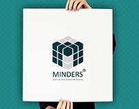 Minders - Logo Design (empirical)