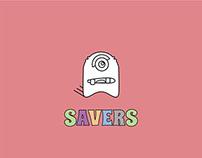 Savers | El chupete 2014.