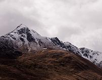 SNOWY HIGHLANDS, Scotland