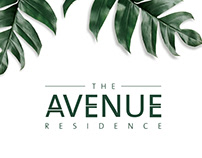 The Avenue Residence | Brochure