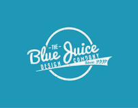 Blue Juice Design Company rebrand