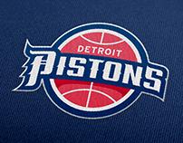 Detroit Pistons Concept