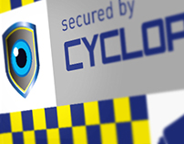 Cyclops Security // corporate identity