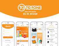 TG FONE MOBILE APPLICATION