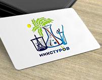 Дизайн логотипа для туроператора «Микстуров»