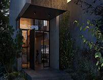 Summer Nights House