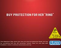 Durex Campaign   Take No Risk