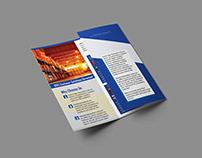 Trifold Brochure | Flamz Nation