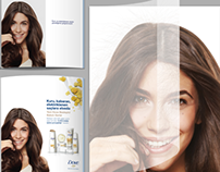 Dove elektriklenen saçlar özel uygulamalar