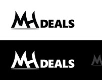 Logo Design | MH DEALS