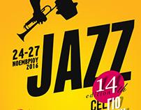 Jazz Celebration Poster