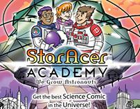 StarAcer Academy 2012 comics