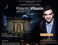 Webdesign et Google ads Rolando Villazon