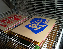 FLASH | Silk screen printing