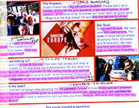 Eurolines Brief.