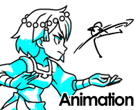 Animation Test For Indivisible's game (Lab Zero Games)