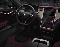 Car Interior // Color&Trim Projects