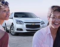 Chevrolet Print Ads