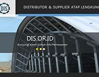 Distributor & Supplier Atap Lengkung