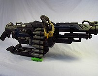Vulcan Blaster
