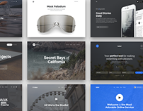 Baikal Startup UI Kit / Free Sample Inside