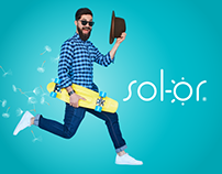 Sol-or - Branding Campaign
