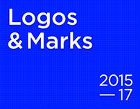 Logos & Marks 2015 –2017