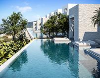 Hotel at Tinos