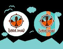 Logo Design Čundr Domů