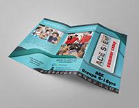 Tri Fold Brochure!