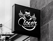 LOGO - Clover Tattoo