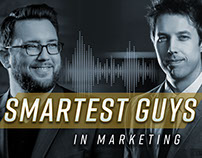 Smartest Guys in Marketing Podcast Cover