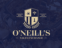 O'Neill's Sales Exchange - Company Branding