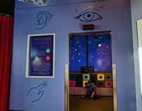 Sensory Room & Social Story Corner Exhibit