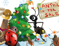 book Anthill for sale – Christmas gift