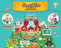 Smartkids Asia 2017 Concept Art