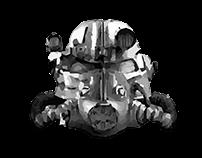 Fallout 4 Power Armor Helmets