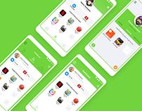 Dashboard - App ui