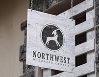 NorthWest Wild Center (Brand Identity)