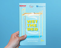 Wet The Bed - Children Book