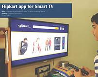Mock Flipkart app for smart TV
