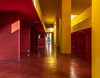 Gallaratese Quarter | Aldo Rossi, Carlo Aymonino