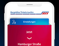 HVV Ticket :: UX :: Voice :: Produktidee