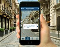 Halkbank Bank24 App Tanıtım Bannerı
